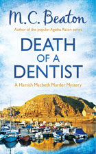 Cover of Death of a Dentist