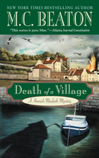 Cover of Death of a Village