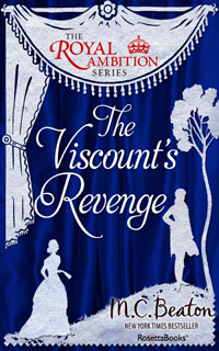 Cover of The Viscount's Revenge by Marion Chesney