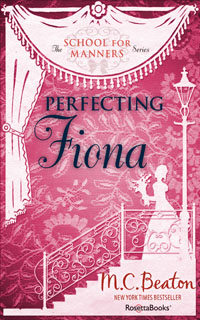 Cover of Perfecting Fiona by Marion Chesney
