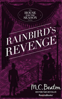 Cover of Rainbird's Revenge by Marion Chesney