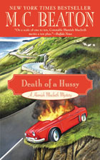 Cover of Death of a Hussy
