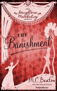 Cover of The Banishment by Marion Chesney