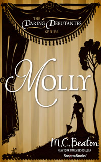 Cover of Molly by Marion Chesney