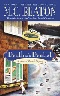 Cover of Death of a Dentist by M.C. Beaton