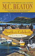 Cover of Death of a Celebrity