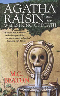 Cover of The Wellspring of Death by M.C. Beaton