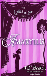 Cover of Amaryllis by M.C. Beaton