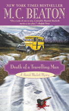 Cover of Death of a Travelling Man