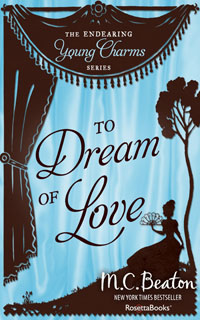 Cover of To Dream of Love by Marion Chesney