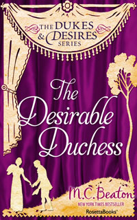 Cover of The Desirable Duchess by Marion Chesney