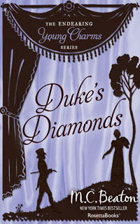 Cover of Duke's Diamonds by Marion Chesney