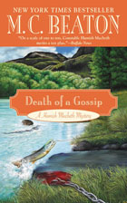 Cover of Death of a Gossip